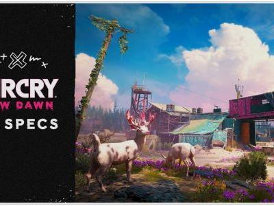 Far Cry New Dawn PC Specs announced by UBISoft