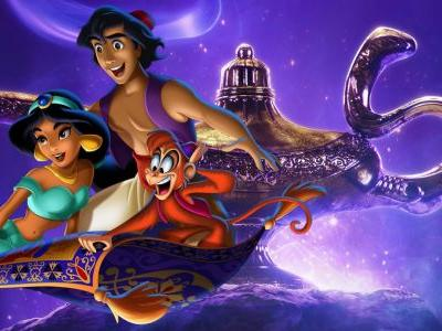 Disney's Aladdin Teaser Trailer Reveals First Look At Live-Action Retelling