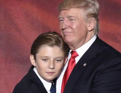 """Barron Trump's Nickname Is """"Little Donald"""" - Everything to Know About the President's Youngest Son!"""