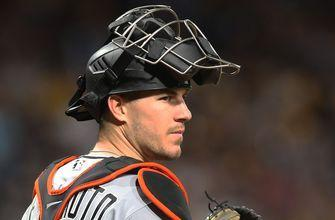 Marlins reportedly trade J.T. Realmuto to Phillies for package including C Jorge Alfaro, RHP Sixto Sanchez