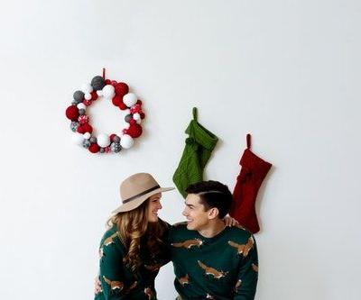 7 Christmas Card Ideas For Couples That Don't Totally Suck