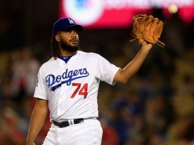 Kenley Jansen gives up two HRs in return; Dodgers 'pen implodes again