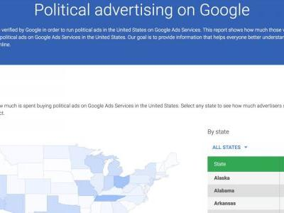 Google's Ad Library lists political advertising on Search, YouTube ahead of U.S. midterms