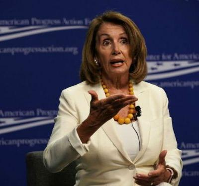 'Not a VIP ticket to our nation's capital': 'Tyrant' Putin isn't welcome in Congress, Pelosi says