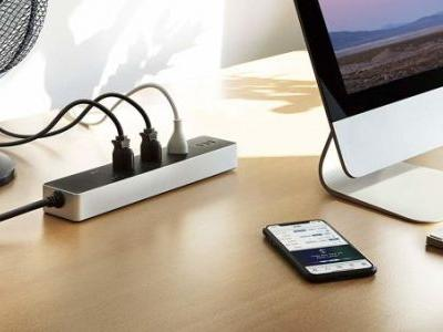 Save $10 On a Siri-Compatible Smart Power Strip