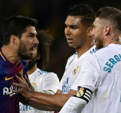 'El Clasico is s***!' - Barcelona & Real Madrid antics ruin top clash for Huth