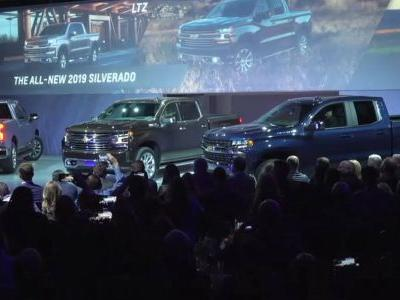 2019 Chevrolet Silverado Unveiled, Drops 450 Pounds And Gains A Diesel Engine