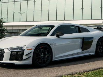 Audi R8 V10 Plus Coupe Competition Revealed For The US