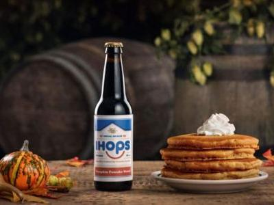 IHOP Made a Beer Infused With Pumpkin Pancake Mix. Yum?