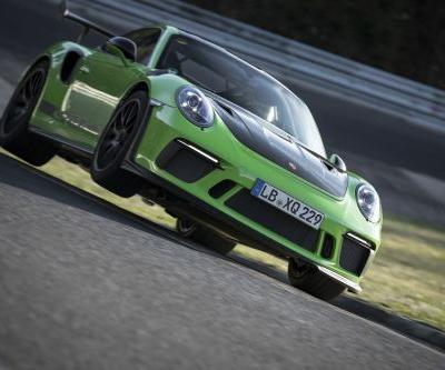 Porsche 991.2 GT3 RS Laps Nürburgring In Blistering Time Of 6:56.4
