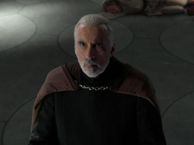Count Dooku comes to Star Wars: Battlefront 2 this month