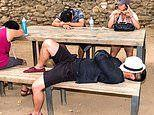 Bored Tourists photos reveal hilariously humdrum side to holidays