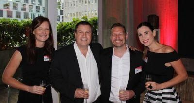 Sabre gets festive at Sydney Christmas Party