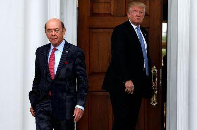 Who is Wilbur Ross?