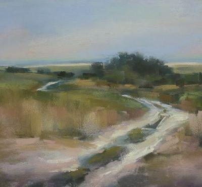 An Excellent Reason to Blend a Pastel Painting