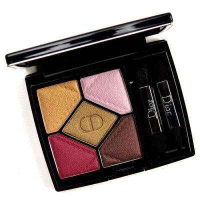 Dior Devilish High Fidelity Eyeshadow Palette Review & Swatches