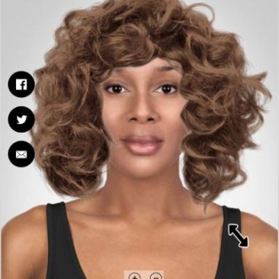 L'oreal's new virtual reality hair app only shows caucasian styles