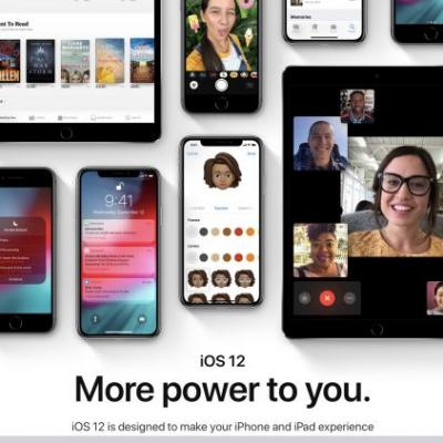 IOS 12.2 Beta Gives Up All Kinds of New Goodies