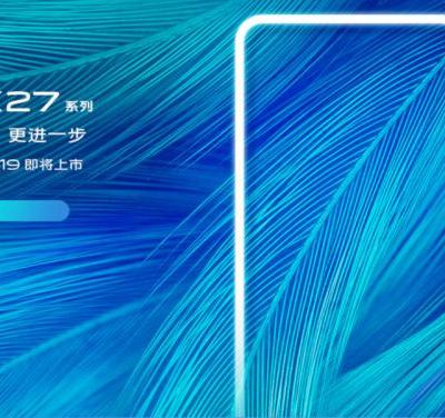 VIVO X27 to launch in China on March 19