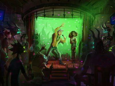 Oxenfree Dev's Next Game, Afterparty, Wants You to Outdrink Satan