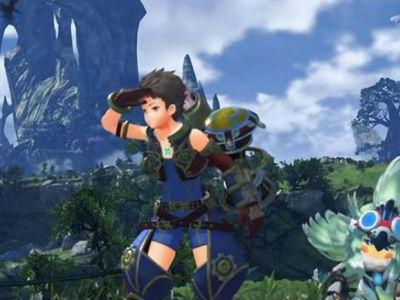 Spoilerific details datamined from upcoming Xenoblade Chronicles 2 DLC
