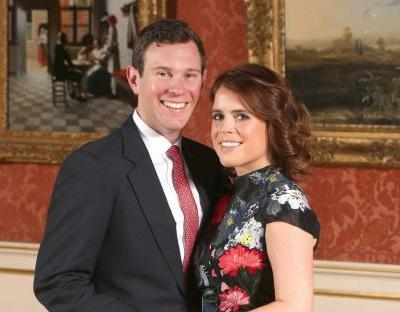 Who is making Princess Eugenie's wedding cake, and how can you make your own?