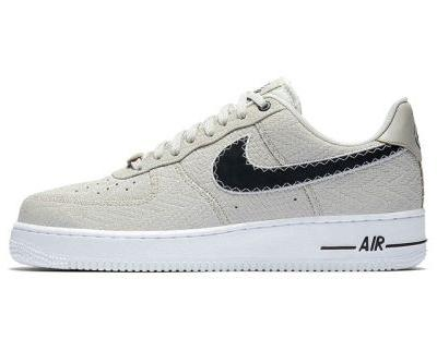 Nike's N7 Air Force 1 Low Spotlights Textured Weaving and Exposed Stitching