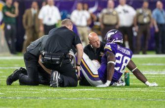 NFL roundup: Adrian Peterson ahead of schedule in return