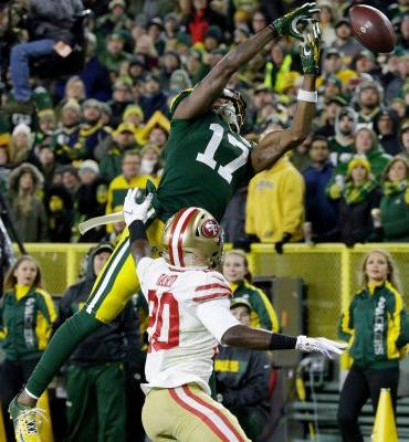 Crosby hits FG as time expires, Packers beat 49ers 33-30