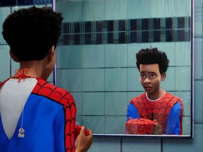 Stan Lee Has a Few Cameos in Spider-Man: Into the Spider-Verse, but One Will Make You Cry