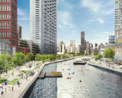 Amazon just cancelled its New York City HQ2 plans. Here's what the development was supposed to look like
