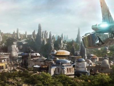 Disney's New Star Wars Land Planet Will Be Introduced in an Upcoming Book