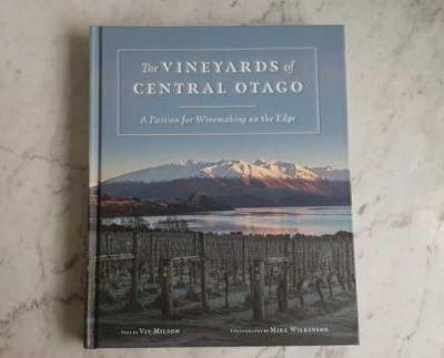 3 new books New Zealand foodies will love: Kate Coughlan reviews The Vineyards of Central Otago, Lands of the Curry Leaf and Delicious Dunedin