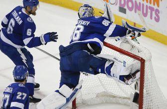 Lightning take Game 5 from Capitals, grab control of Eastern Conference Final