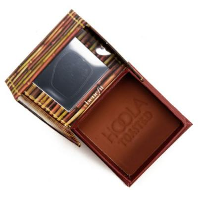 Benefit Hoola Toasted Box o' Powder Review & Swatches