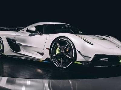 Koenigsegg Jesko Already Sold Out