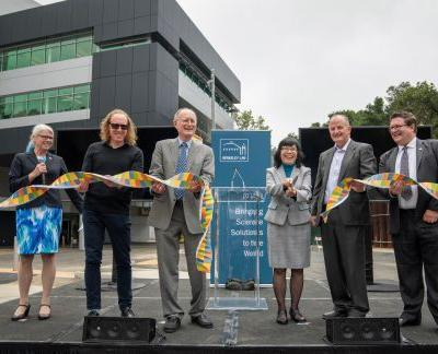 Berkeley Lab Celebrates the Integrative Genomics Building