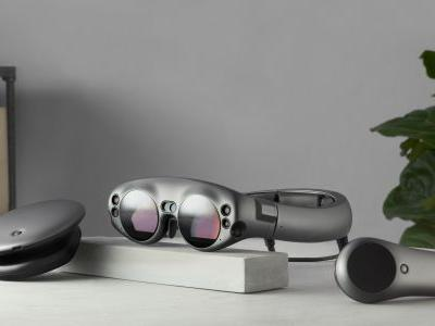 Magic Leap selects AT&T as the exclusive wireless carrier for its AR goggles