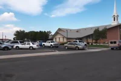 1 dead after shooting at Mormon church in Nevada
