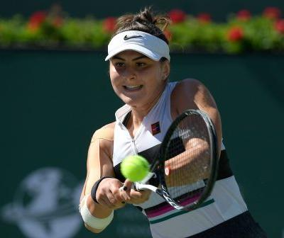 Oh, Canada! Teen Andreescu upsets Kerber to win Indian Wells