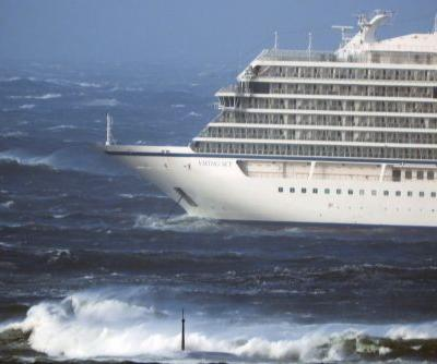 Cruise ship evacuates 1,300 passengers after mayday call off Norway coast