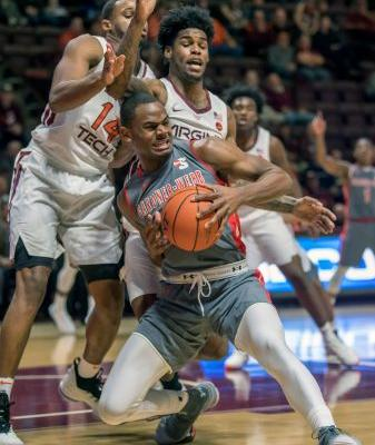 No. 15 Virginia Tech tops Gardner-Webb 87-59 in opener