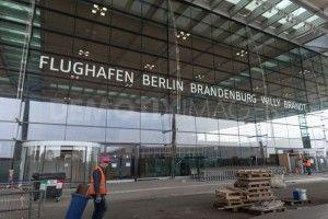 Long delays and cancellations at Berlin Airport, six flights diverted