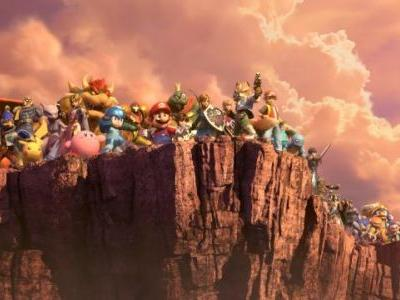 Super Smash Bros. Ultimate Tops 1.23 Million Units Sold in 3 Days in Japan