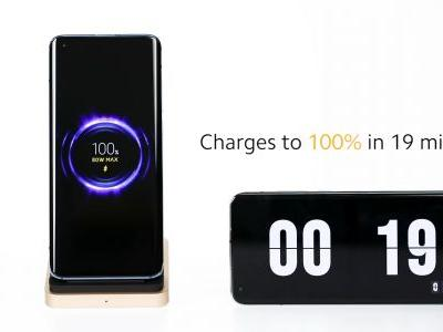 Xiaomi Shows Off World's First 80W Fast Wireless Charging