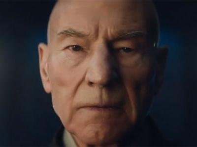 The First Star Trek: Picard Teaser Features a Retired Jean-Luc Picard