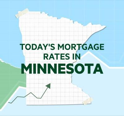 Today's mortgage and refinance rates in Minnesota