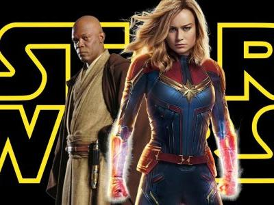 Captain Marvel's Brie Larson Wants to Be a Jedi, Star Wars Responds