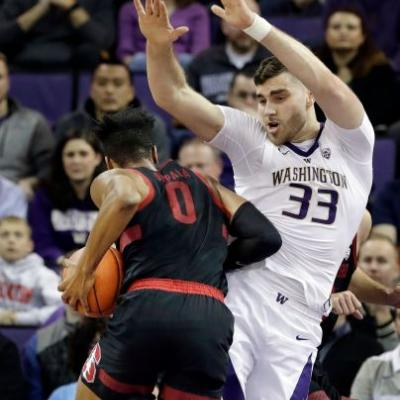 Nowell, Carter lead Washington past Stanford 80-64