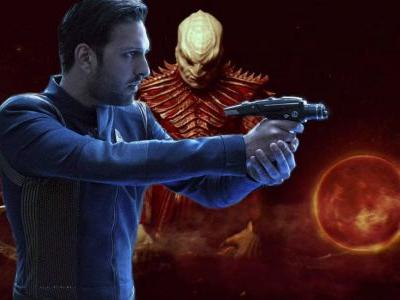 Star Trek Discovery: The Truth About Ash Tyler